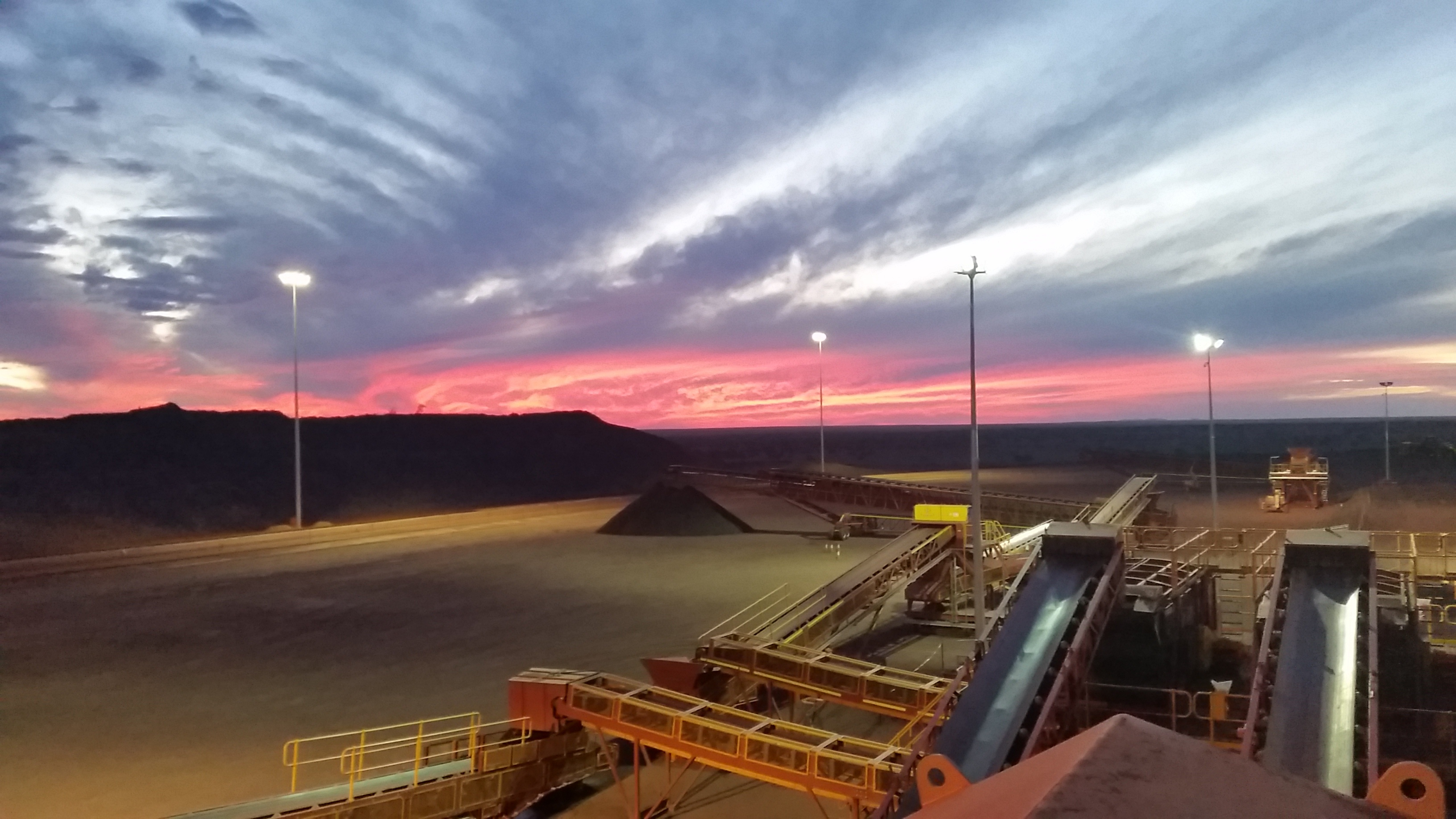 Plantwide control for Arrium's Iron Knob mine