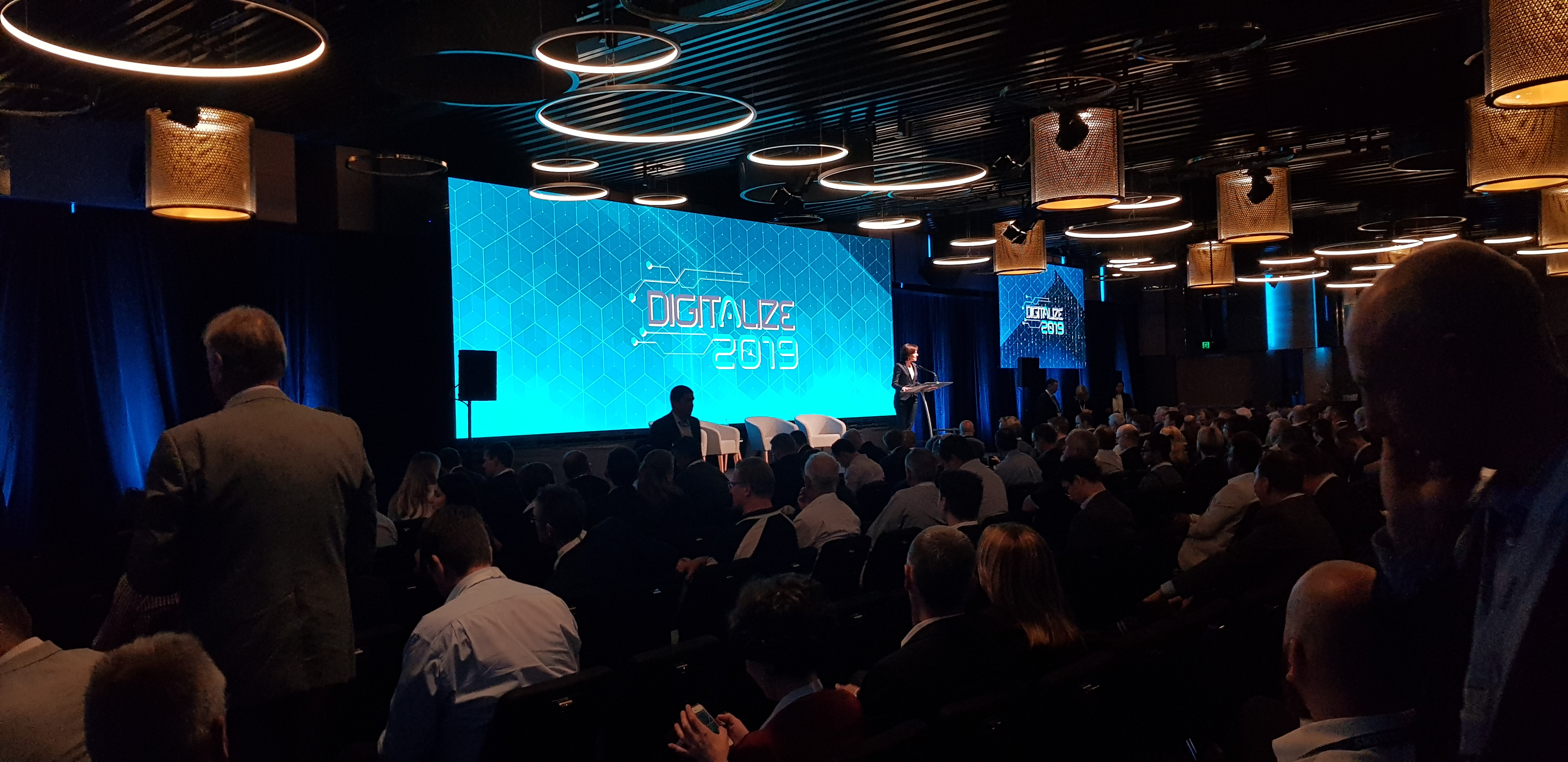 A digitalized world - key takeaways from Siemens Digitalize Conference