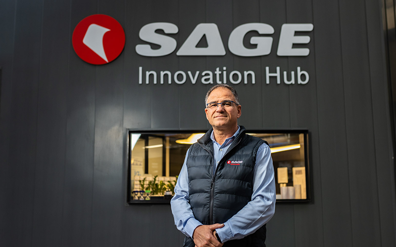 SAGE launches dedicated hub to support product and process innovation