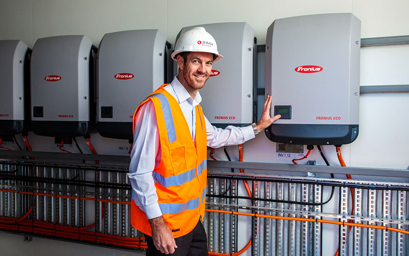 SAGE engineers help to create a smarter, more sustainable future for SA
