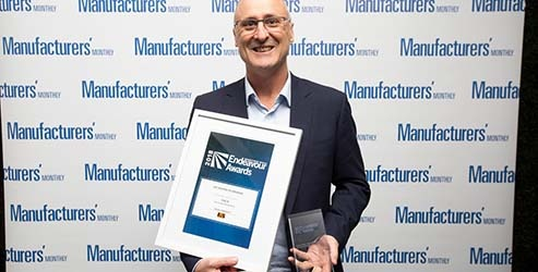 Multi-award winning recycling solution takes out best IoT application