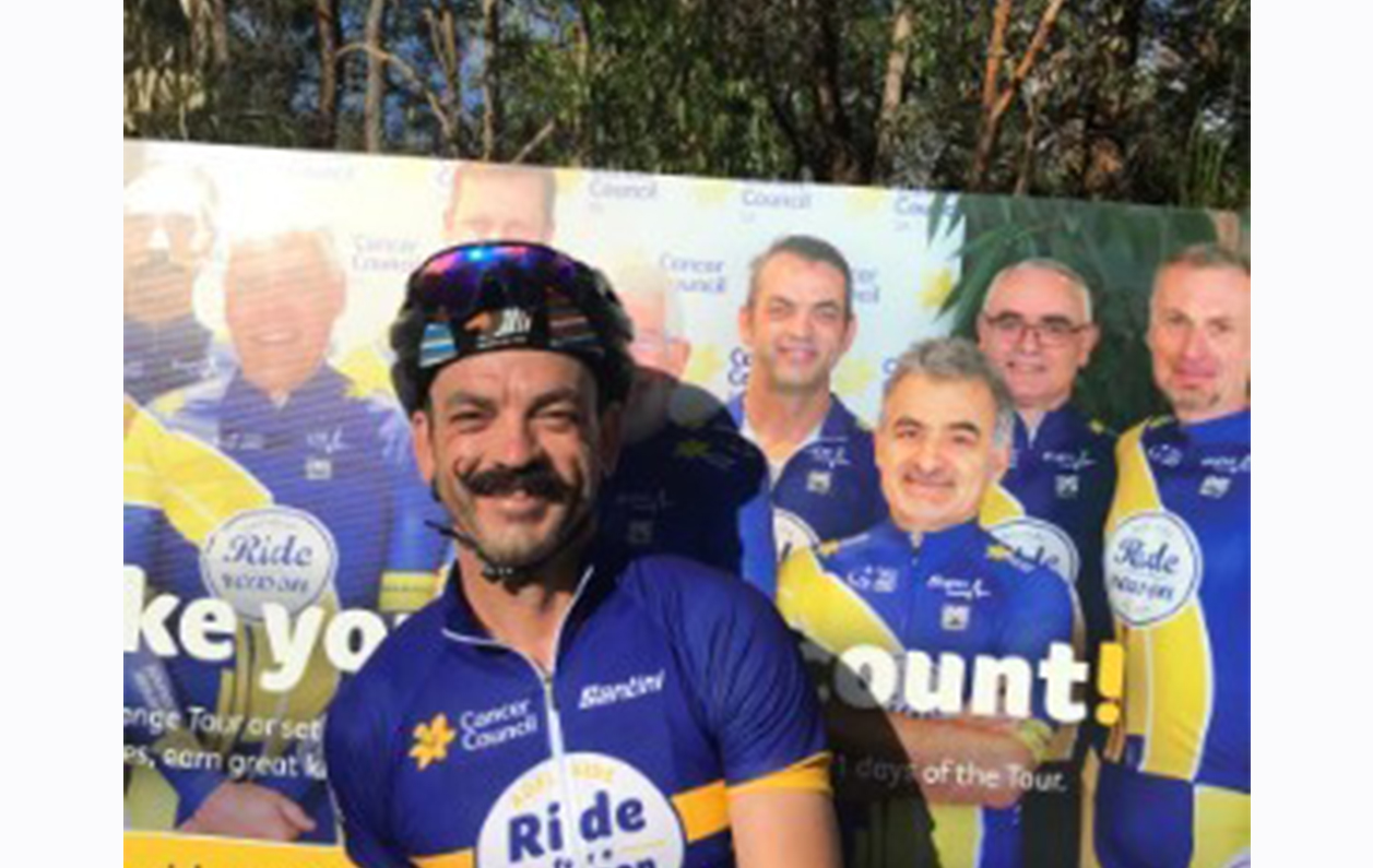 We Can Program: Barry Higham rides for a reason
