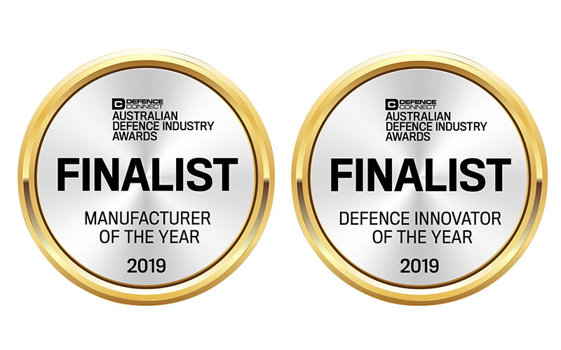 SAGE Group announced as dual finalist in Defence Industry Awards