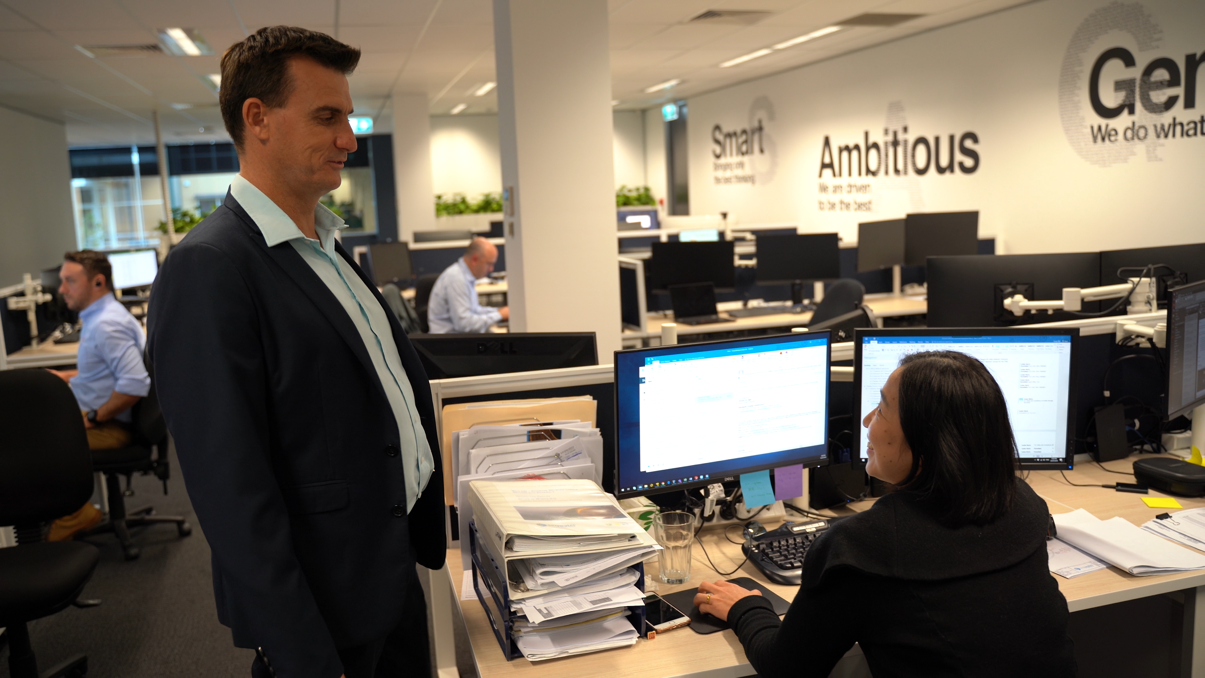 Employee Spotlight: with our Brisbane General Manager
